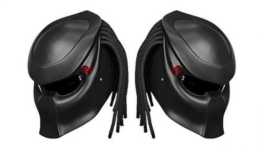 Helmet Predator 2, un casque moto très spécial