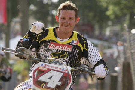 Ricky Carmichael: Une légende de supercross