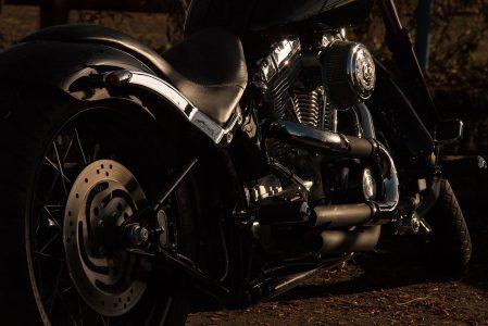Construire une Harley custom, souvenir d'enfance
