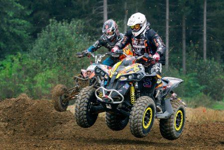 Histoire des ATV, quads et buggys