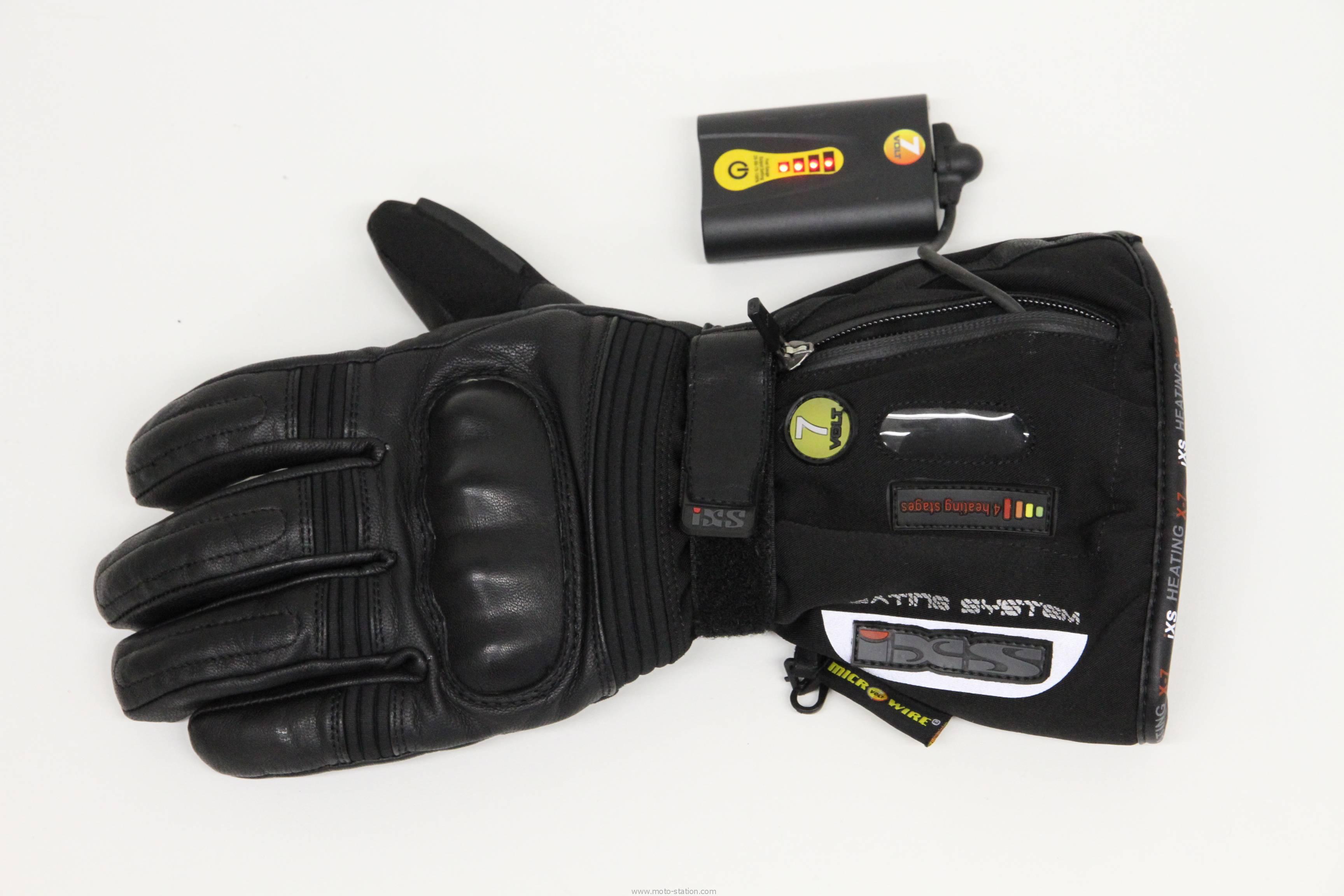 RACER paire de gants chauffants CONNECTIC 4 homme