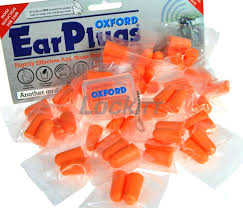 Oxford Ear Plugs