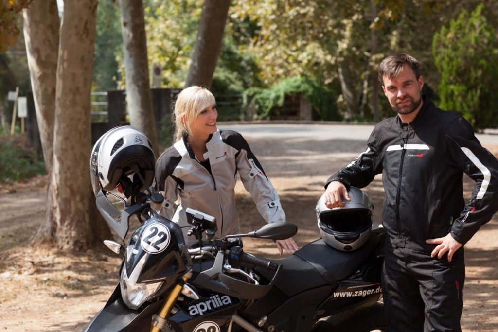 combinaison moto homme femme