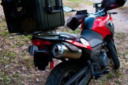 Top case de moto : Comparatif, guide d'achat, test et avis