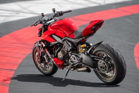 Ducati Streetfighter V4 S : présentation, fiche technique, prix