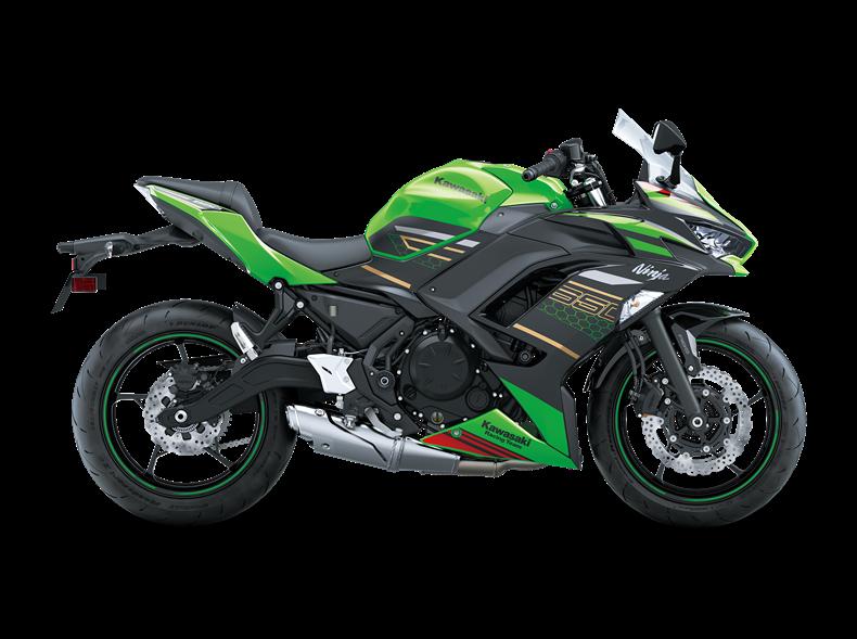 La Kawasaki Ninja 650