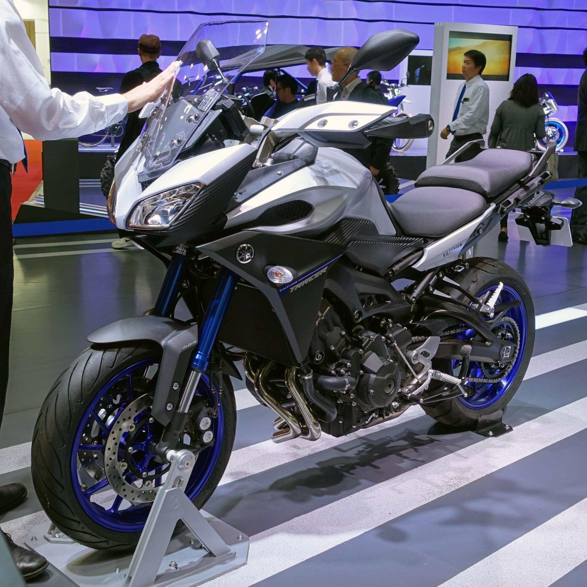Yamaha Tracer 900 GT : présentation, fiche technique, prix