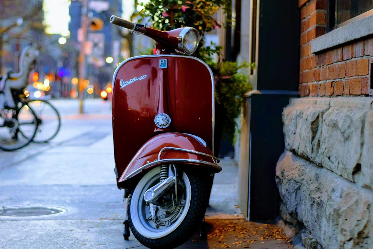 Le scooter électrique : mode ou norme ?