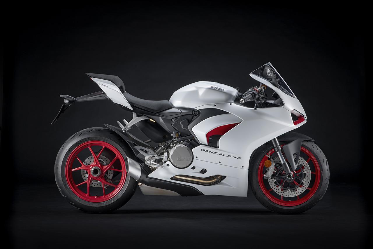 Ducati Panigale V2 : présentation, fiche technique, prix
