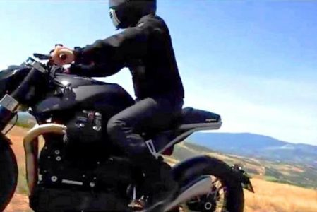 Moto Guzzi Millepercente Scighera : présentation, fiche technique, prix