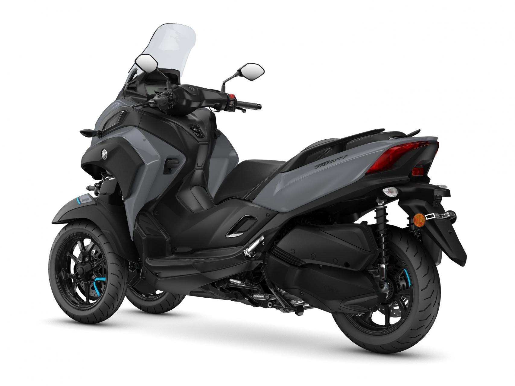 Yamaha Tricity 300 : présentation, fiche technique, prix