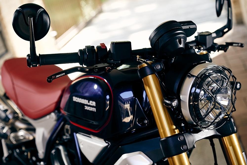Ducati scrambler 1100 sport pro : présentation, fiche technique, prix