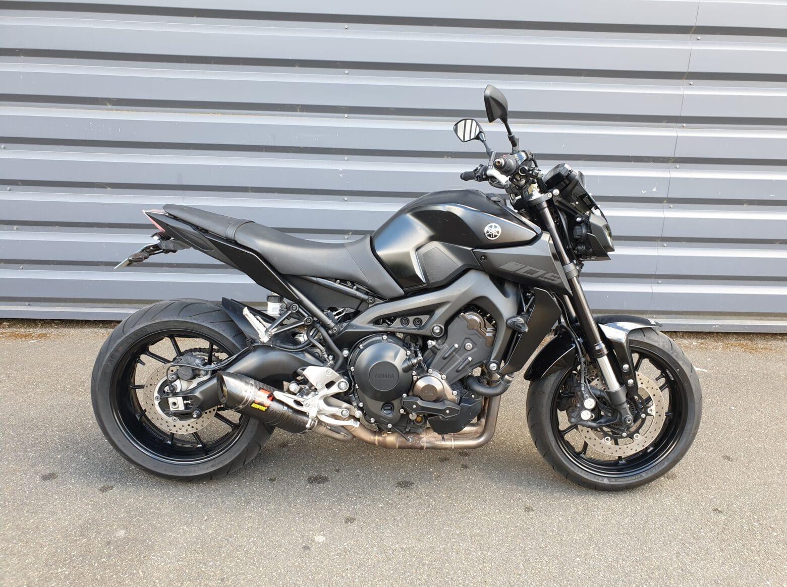 Yamaha MT-09 : présentation, fiche technique, prix