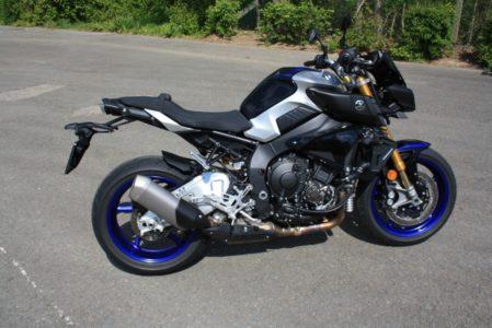 Yamaha MT-10 : présentation, fiche technique, prix