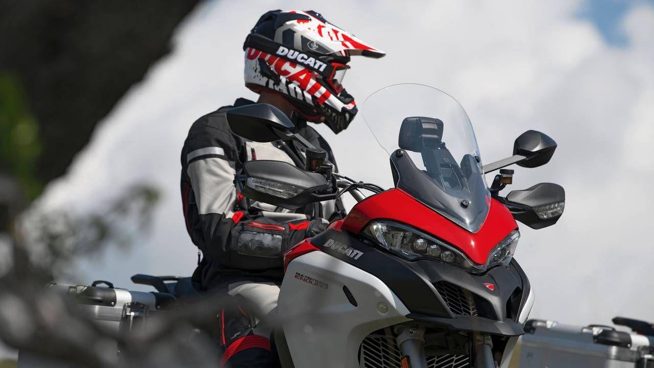 Ducati Multistrada V4 S : présentation, fiche technique, prix