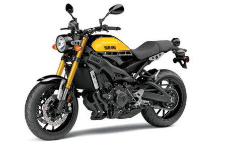 Yamaha XSR 900 : présentation, fiche technique, prix