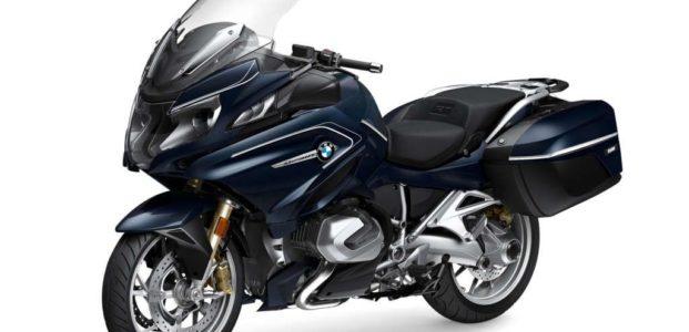 BMW R 1250 RT : présentation, fiche technique, prix