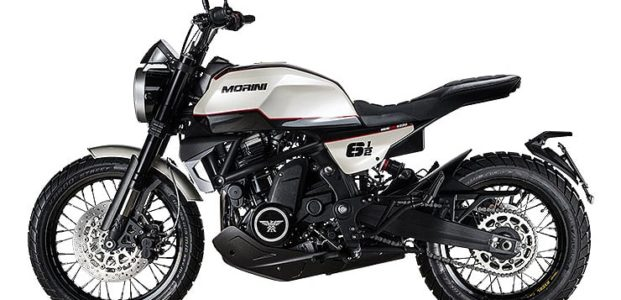 Moto Morini 6 1/2 : présentation, fiche technique, prix