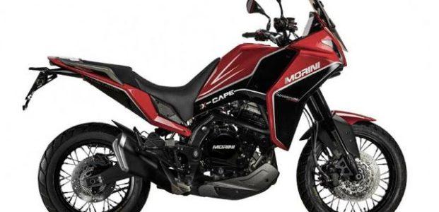 Moto Morini X Cape : présentation, fiche technique, prix