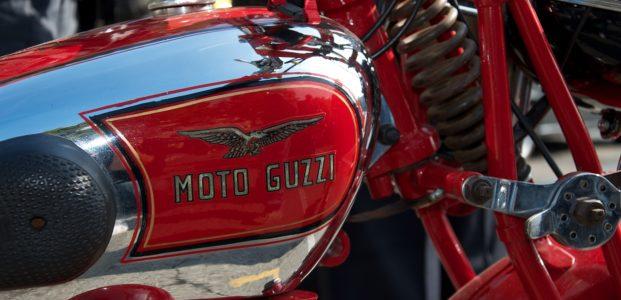 Moto Guzzi : histoire de la marque