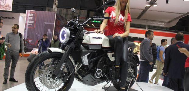 Moto Morini : histoire de la marque