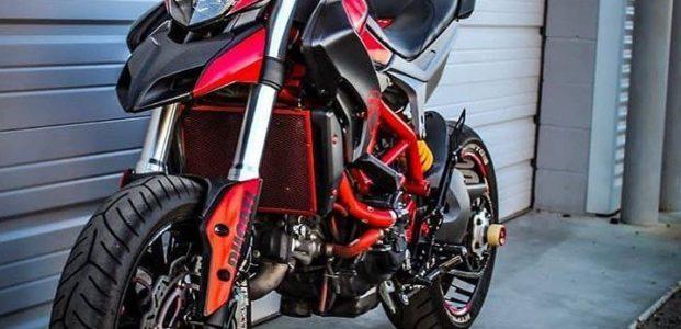 Ducati Hypermotard 950 : présentation, fiche technique, prix