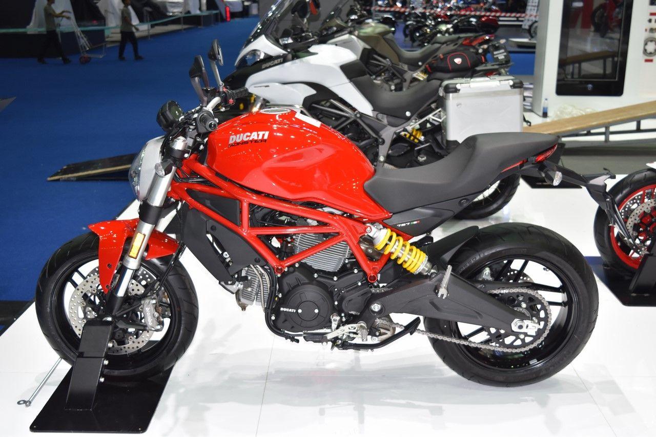 Ducati Monster 797 : présentation, fiche technique, prix