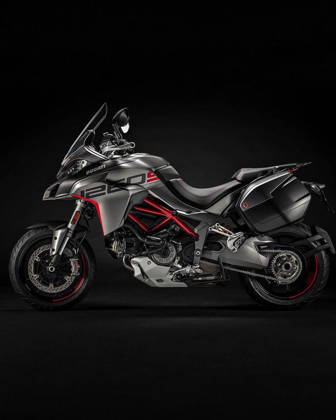 Ducati Multistrada 1260 : présentation, fiche technique, prix