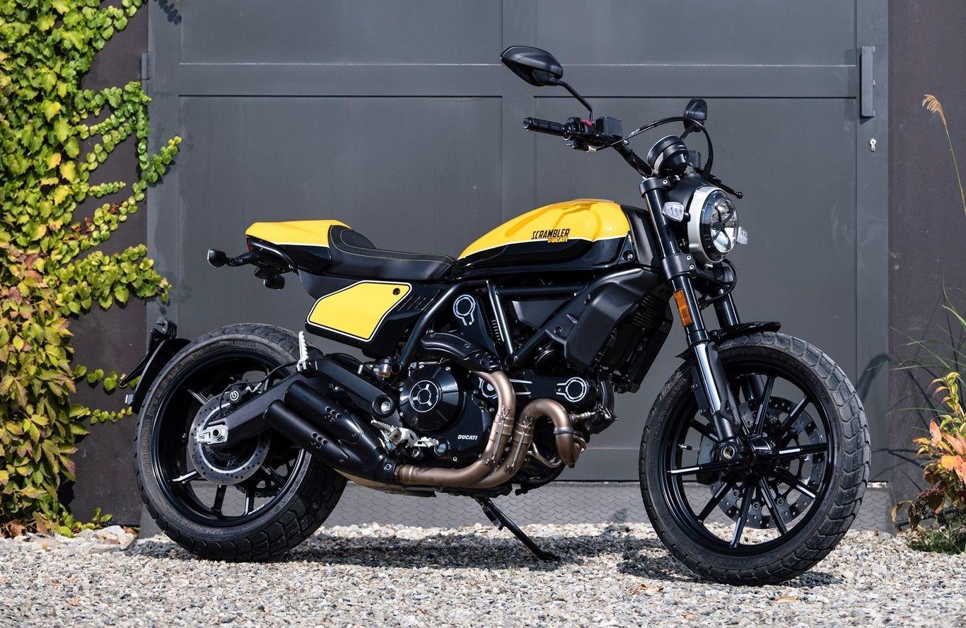 Ducati Scrambler : présentation, fiche technique, prix