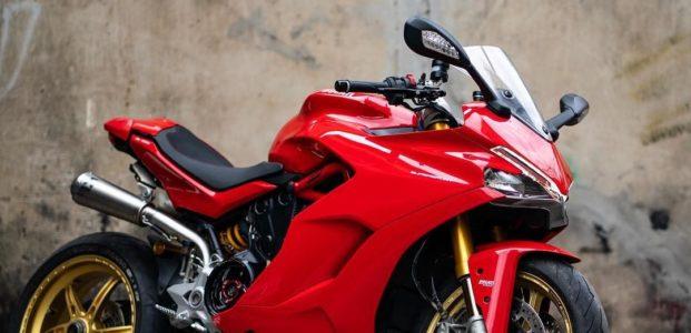 Ducati Supersport : présentation, fiche technique, prix