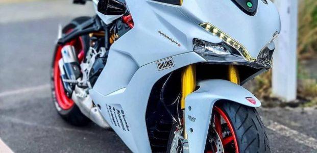 Ducati Supersport S : présentation, fiche technique, prix