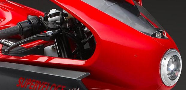 MV Agusta Superveloce : présentation, fiche technique, prix