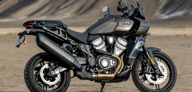 Harley-Davidson Panamerica : présentation, fiche technique, prix
