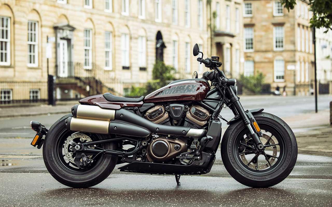 Harley-Davidson Sportster S : présentation, fiche technique, prix