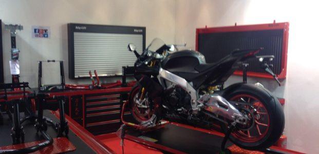 Comment réparer une moto après une chute ?
