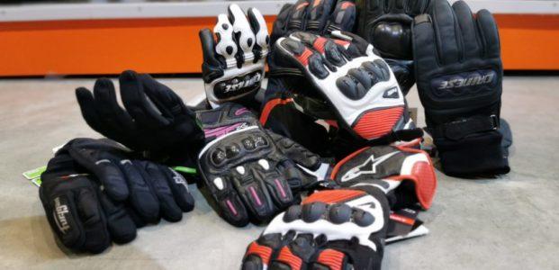 Top 5 des gants de moto mi-saison  : comparatif, prix, infos